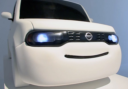 Smiling Vehicle by Nissan