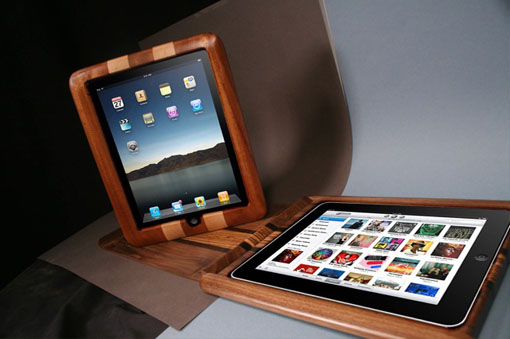 Substrata Wooden Cases For iPad